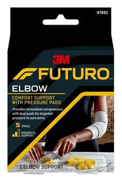 FUTURO™ Comfort Elbow with Pressure Pads