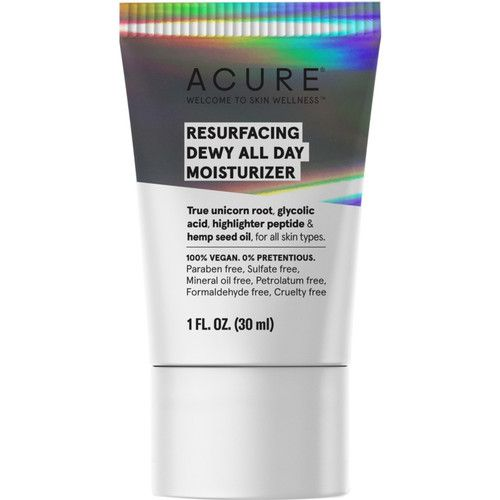 ACURE Resurfacing Dewy All Day Moisturizer Reviews 2020