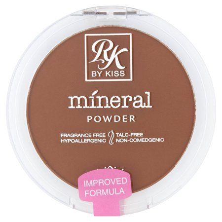 Ruby Kisses Mineral Powder, Chestnut