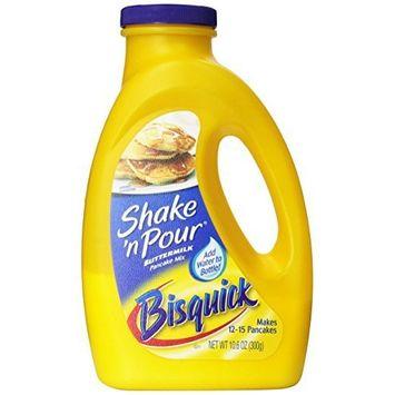 Betty Crocker Bisquick Baking Mix, Shake 'n Pour Pancake Mix, Buttermilk