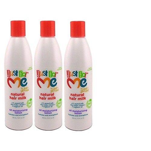 Just For Me Hair Milk Oil Moisturizing Lotion, 10 Ounce