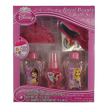 Disney Princess Royal Beauty Bath Set
