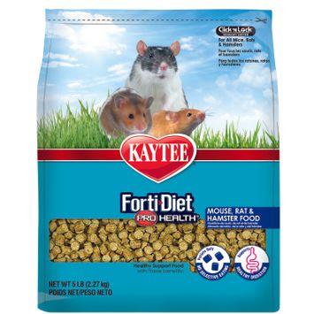 Kaytee Pro Health Mouse, Rat, and Hamster Food 5 lb