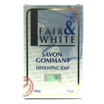 Fair & White Soap Exfoliating 7 oz. #Fw1042 [1]