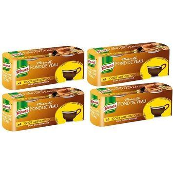 Knorr Fond de Veau - 4 boxes