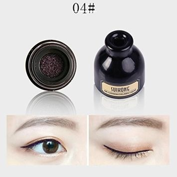 Creazy New Color Eyeliner Waterproof Liquid Comestics Eye Liner Pencil Pen Fashion