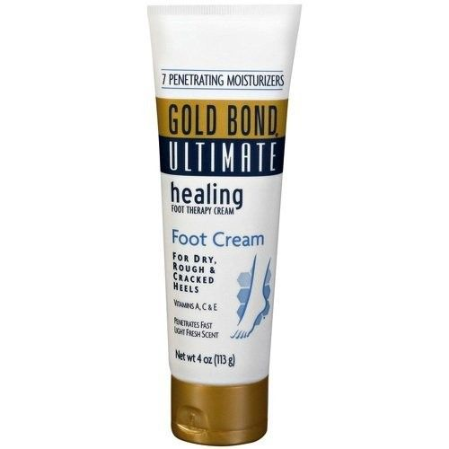 Gold Bond Healing Foot Therapy Cream 4 oz