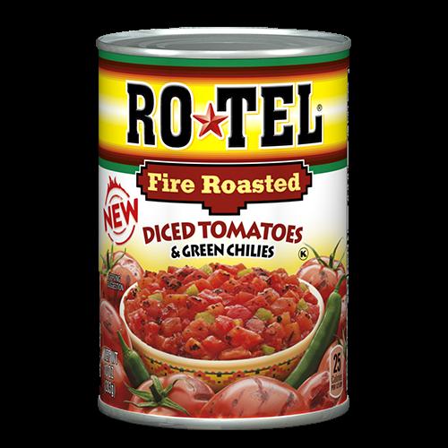 Ro-tel Fire Roasted