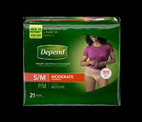 Depend® Fit-Flex® Underwear for Women