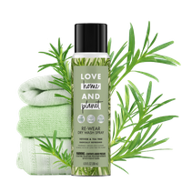 Love Home & Planet Tea Tree & Vetiver Dry Wash Spray