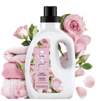 Love Home & Planet Rose Petal & Murumuru Fabric Softener