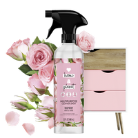 Love Home & Planet Rose Petal Multipurpose Cleaner Spray