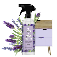 Love Home & Planet Lavender & Argan Oil Multipurpose Cleaner Spray