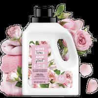 Love Home & Planet Rose Petal & Murumuru Laundry Detergent