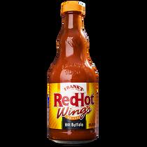Frank'S Redhot Hot Buffalo Wings Sauce