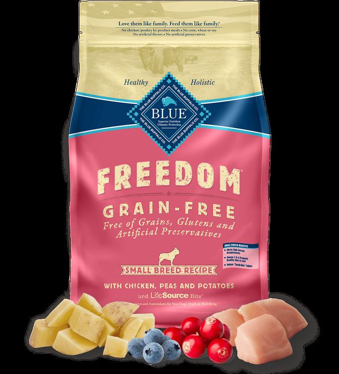 Blue Freedom™ Dry Dog Food Grain-Free Chicken Recipe