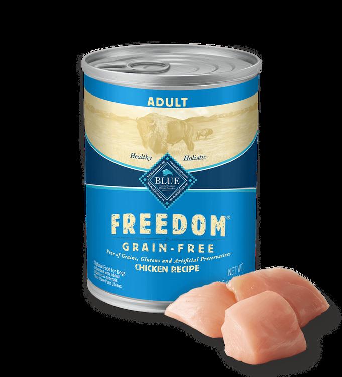 Blue Freedom ™ Wet Dog Food Grain-Free - Chicken