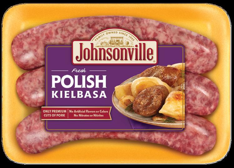 Johnsonville Fresh Polish Kielbasa
