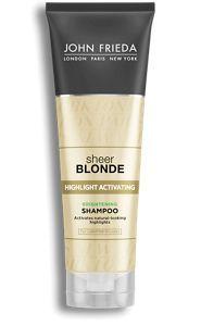 John Frieda Highlight Activating Brightening Shampoo Lighter Blondes