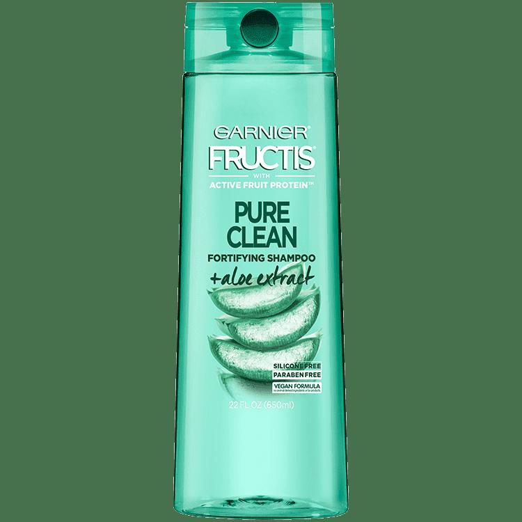 Garnier Pure Clean Shampoo