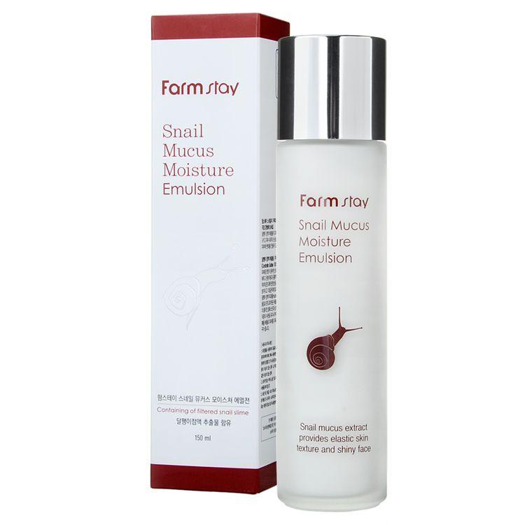 Farm Stay - Snail Mucus Moisture Emulsion 150ml