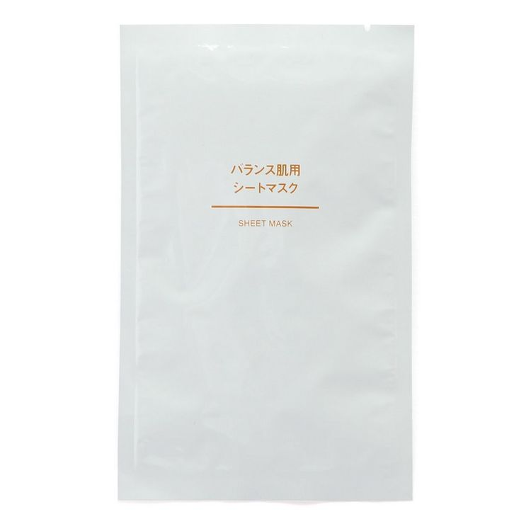 MUJI - Balance Skin Sheet Mask 5 pcs