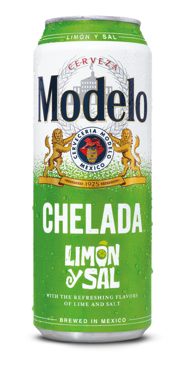Modelo Chelada Limon Y Sal Mexican Flavored Import Beer