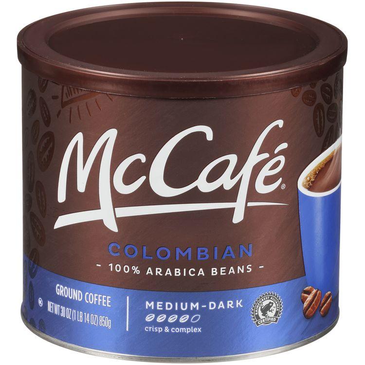 McCafe Colomban Ground Coffee