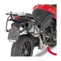 PLR6404 support à liaison rapide pour valise latérale MONOKEY Triumph TIGER SPORT 1050 2013 2018