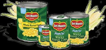Delmonte Golden Sweet Whole Kernel Corn
