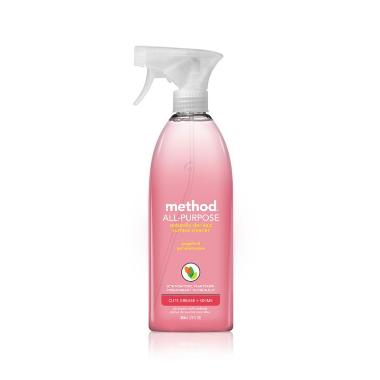 Method All-Purpose Cleaner, Grapefruit, 28 Ounces
