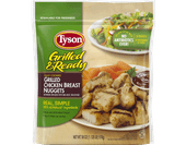Tyson Grilled & Ready® Grilled Chicken Breast Nuggets
