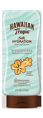 Hawaiian Tropic® Silk Hydration Weightless After Sun Lotion