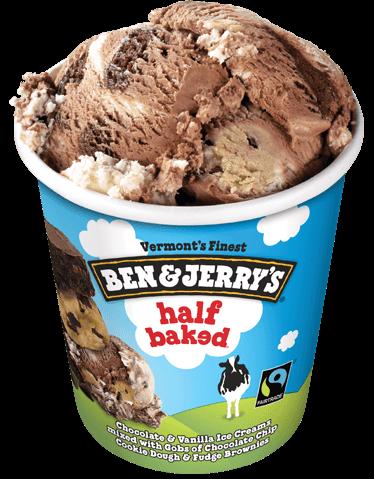 Ben & Jerry's Half Baked® Ice Cream