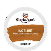 Keurig® Gloria Jean's Coffee® Hazelnut Coffee K-Cup Pod