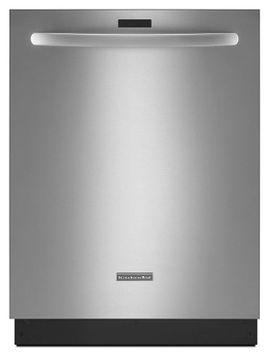 KitchenAid 43 dBA Dishwasher with Clean Water Wash System