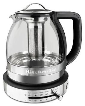 KitchenAid 1.5 L Glass Tea Kettle