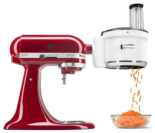 KitchenAid Food Processor-slice & Shredder