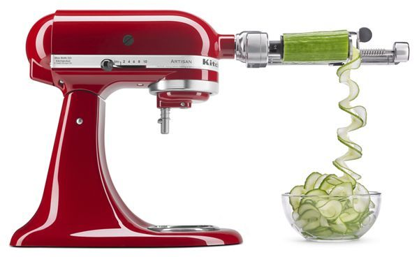 KitchenAid 7 Blade Spiralizer Plus with Peel, Core and Slice
