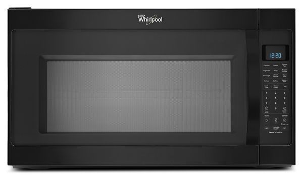 Whirlpool Microwave Hood Combination with Clean Release Non-Stick Interio 2.0 cu. ft