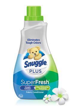 Snuggle ® SuperFresh ® Original Fabric Softener