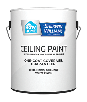 HGTV HOME® by Sherwin-Williams Ceiling Paint