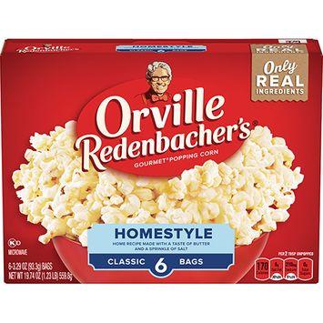 Orville Redenbacher'sHome Recipe