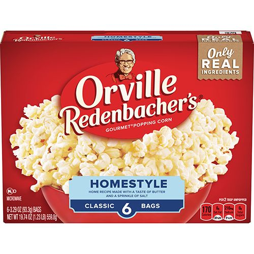 Orville Redenbacher's Home Recipe
