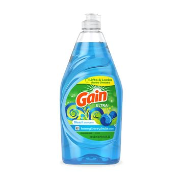 Gain Honeyberry Hula Liquid Dish Soap