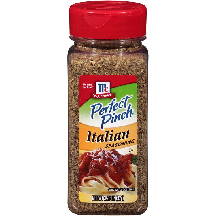 McCormick Perfect Pinch Italian Seasoning, 3.25 Oz