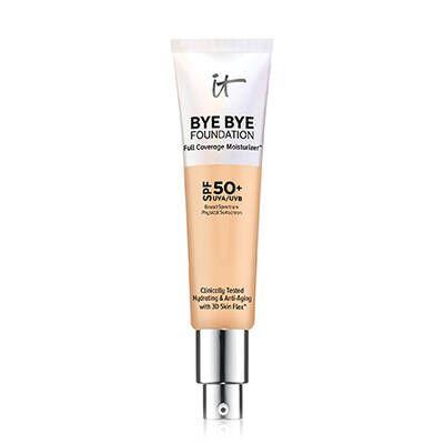 IT Cosmetics Bye Bye Foundation Full Coverage Moisturizer™ with SPF 50+