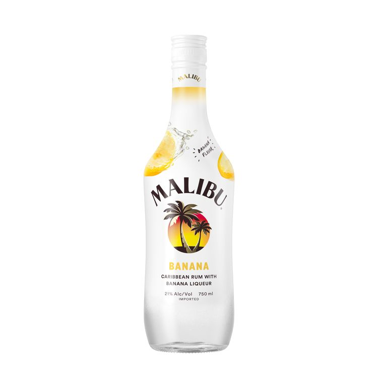Malibu Rum Tropical Banana