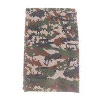 Upf 50+ Protection Solaire Sports Camouflage Instantanée Serviette De Refroidissement - Vert