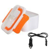 Nourriture Chauffage électrique D'orange Portable Compact Déjeuner Chaud Bento Box 45w